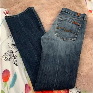 7 for all mankind flare